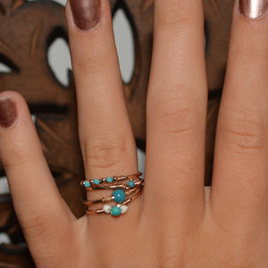 Ring set of 4